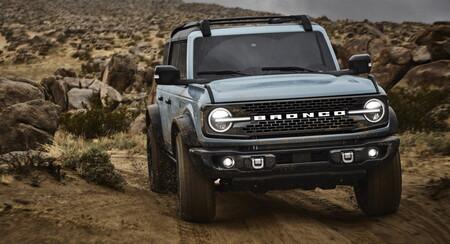 Ford Bronco Precio Mexico 8