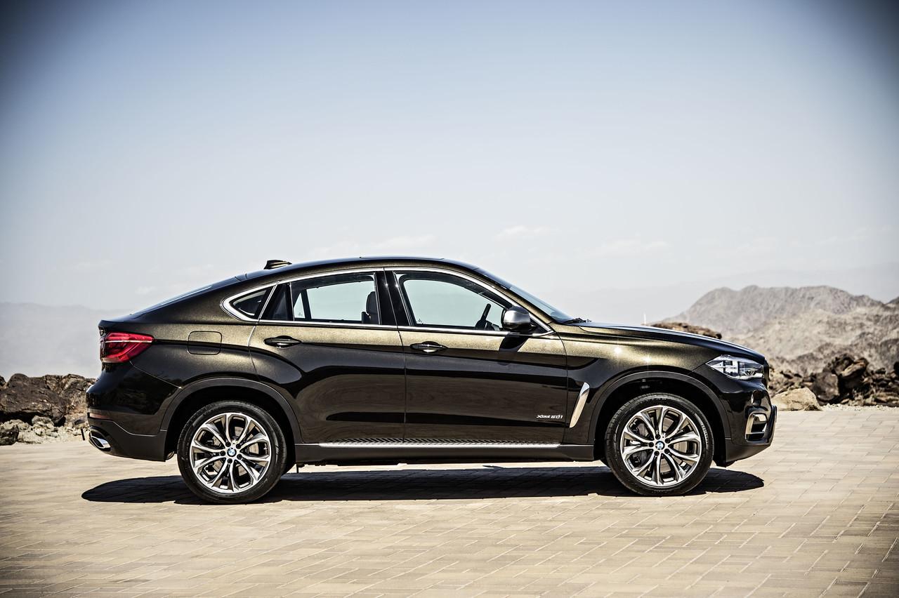 Foto de BMW X6 2014 (72/96)