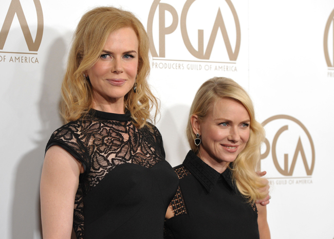 Nicole-Kidman-and-Naomi-Watts-pga-2013