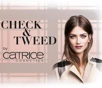 """Preciosa y muy otoñal: así es la colección """"Check and Tweed"""" de Catrice"""