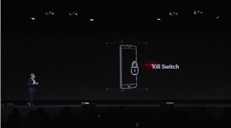 LG G3 incorporará la función Kill Switch para inhabilitar el teléfono en caso de robo