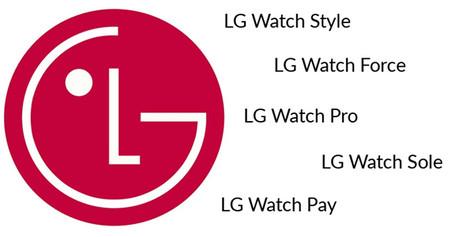 Lg Smartwatches Nombres