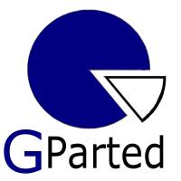 GParted, gestionando la tabla de particiones