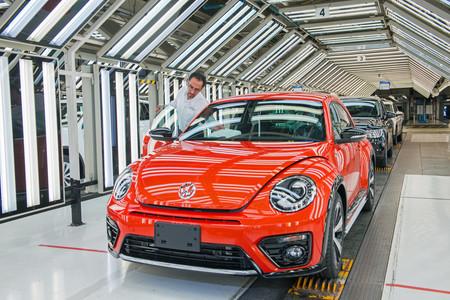 Produccion Volkswagen Beetle