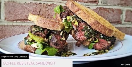 Storyteller Sandwich