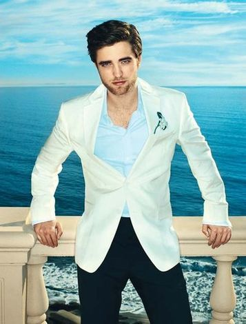 Robert Pattinson celebra el décimo aniversario de Details