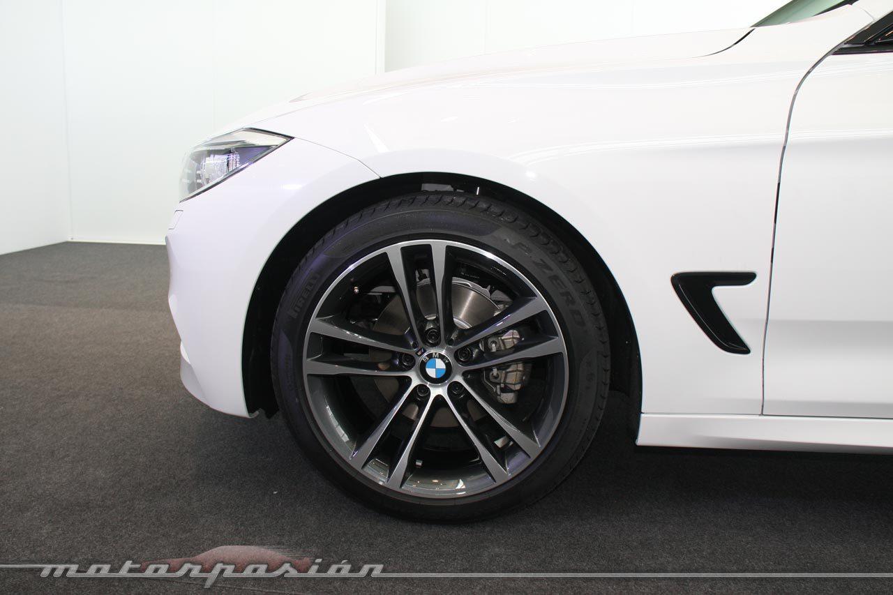 Foto de BMW Serie 3 GT (Presentación estática) (19/43)