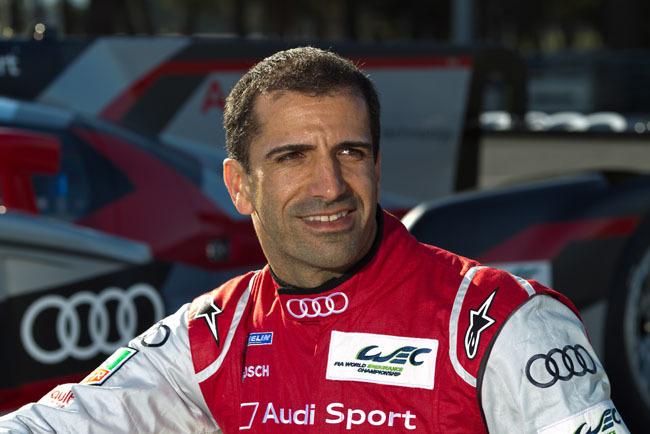 Marc Gené Audi