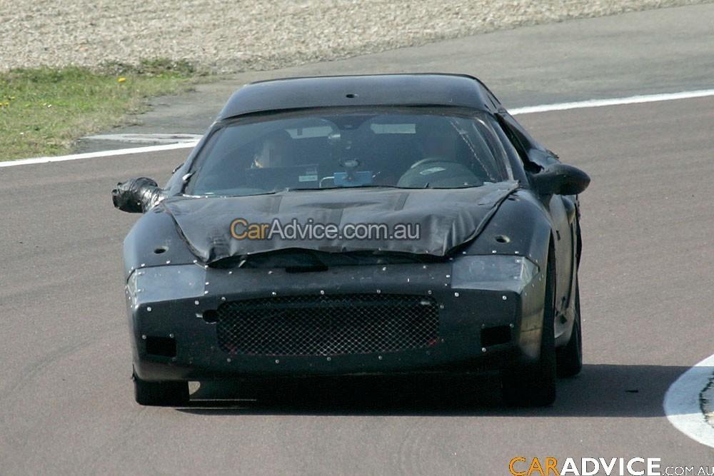 Foto de Fotos espía Ferrari Dino en Fiorano (1/5)