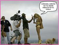 Paulina Rubio pierde a su perrita