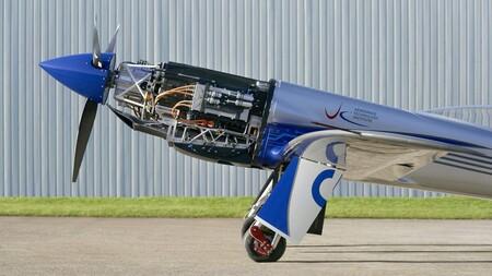 Rolls Royce Spirit Of Innovation Electric Plane 2