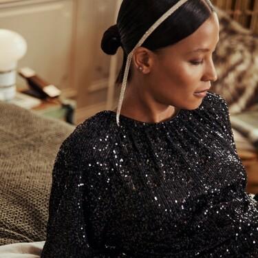 Si estas Navidades 2020 quieres vestir tu melena con brillo, estas diademas de H&M son perfectas para la ocasión