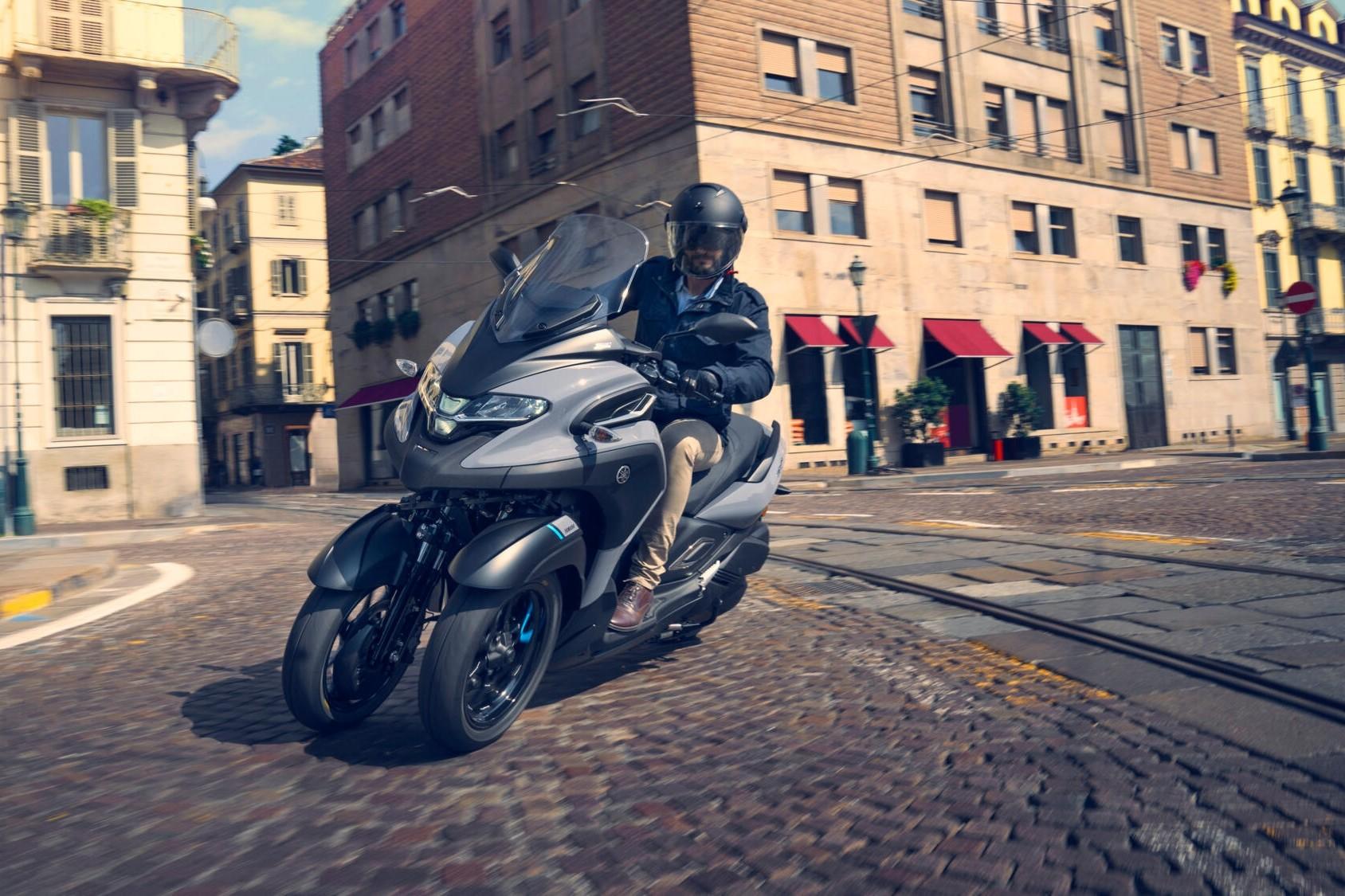 Foto de Yamaha Tricity 300 2020 (7/10)