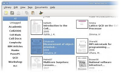 Gestores de bibliografías y referencias para GNU/Linux