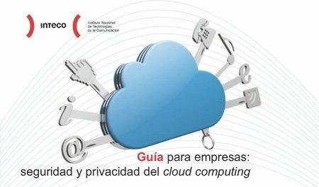 Publicada la guía para empresas: seguridad y privacidad del cloud computing de INTECO
