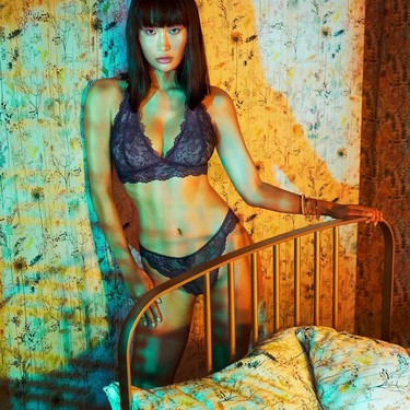 Hemos sufrido un flechazo absoluto con la firma de lenceria Savage X Fenty de Rihanna y está disponible en Amazon