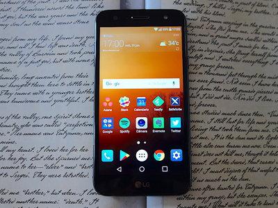 LG X Power 2, análisis: una batería eterna que exige sus sacrificios