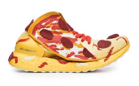 adidas zapatillas comida pizza deportivas sneakers