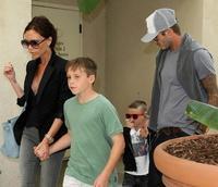 Los Beckham son to' fans de los Jonas Brothers