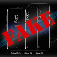 El Samsung Galaxy S8 Mini de 5,3 pulgadas no existe, fue una broma del 'April Fools' Day'