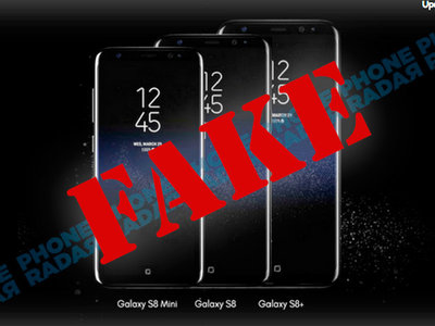 El Samsung Galaxy S8 Mini de 5,3 pulgadas no existe, fue una broma del 'April Fools' Day'