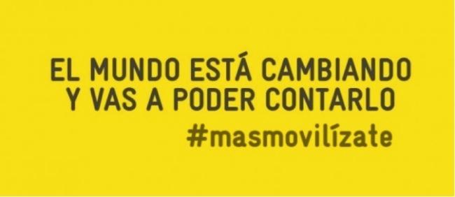 #masmovilizate