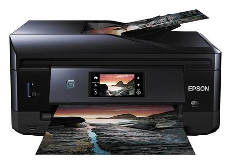 Impresora multifunción Epson Expression Photo XP-860, con conectividad WiFi, por 119 euros y envío gratis