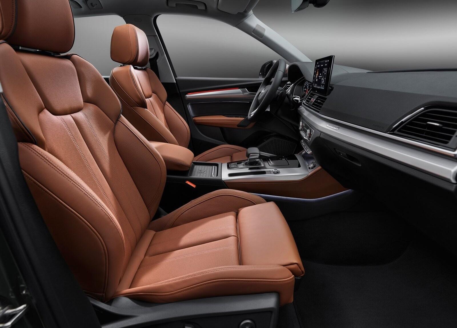 Foto de Audi Q5 2021: Precios, versiones y equipamiento en México (12/13)