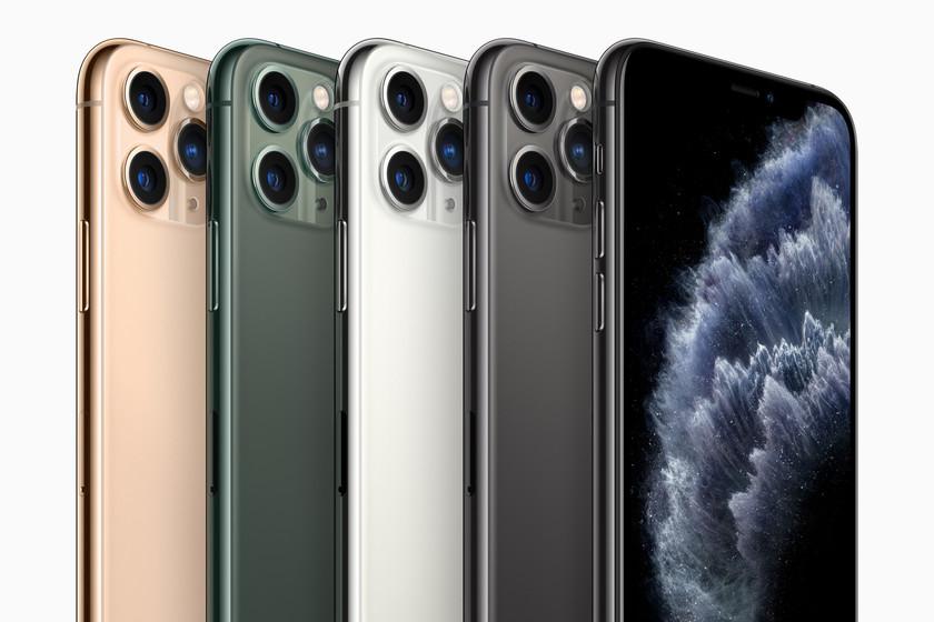 Nuevos iPhone 11 Pro y Pro Max: la comparativa con los mejores smartphones del año en la gama alta
