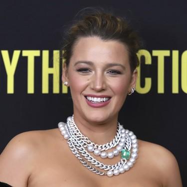 Blake Lively nos traslada a la época dorada de Hollywood con sus últimos dos looks