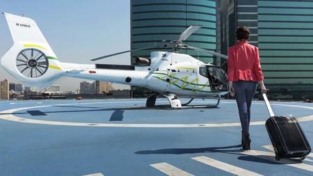Llega a México servicio de taxis aéreos en helicópteros con VOOM