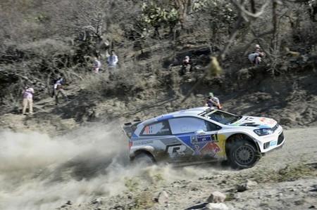 Rally de México 2014: Sébastien Ogier primer líder con nocturnidad y alevosía