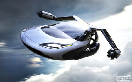 El coche volador de Terrafugia quiere ser el futuro del transporte, pero sigue siendo un concepto