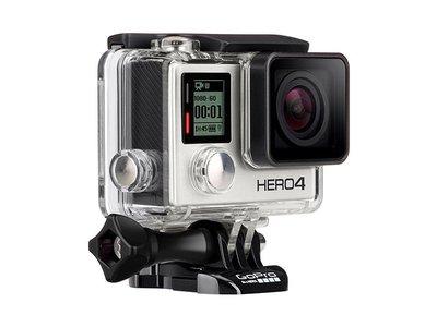 GoPro Hero 4 Silver Edition a sólo 230 euros en eBay por ser reacondicionada