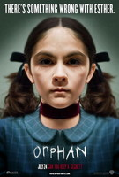 'Orphan' de Jaume Collet-Serra, póster y trailer