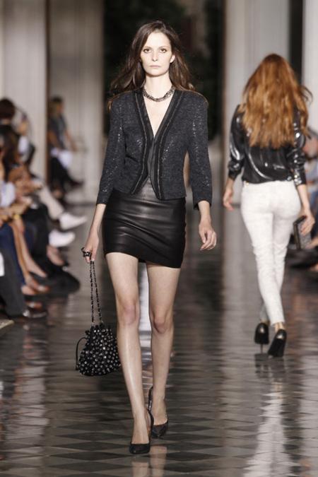 Mango Otoño-Invierno 2011/2012: Entre Balmain, Chanel e ...