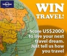 Gana un viaje de 1,300 euros con Lonely Planet
