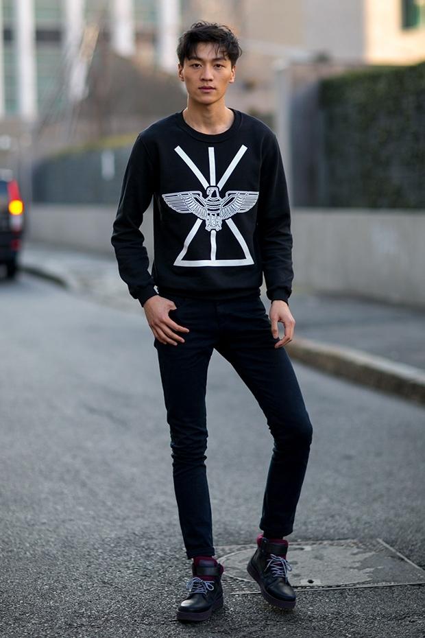 Foto de Modelos masculinos Streetstyle (11/12)