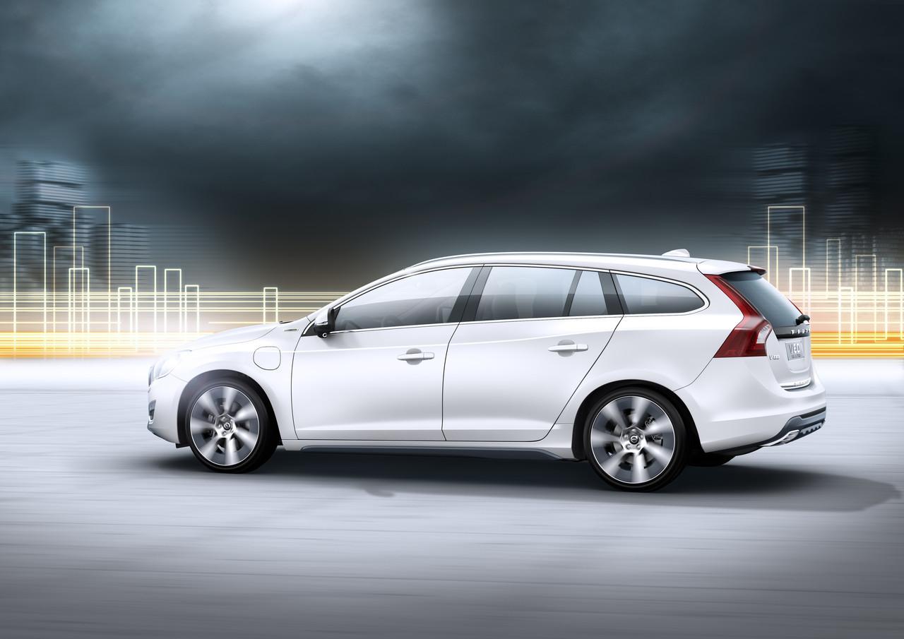 Foto de Volvo V60 Plug-in Hybrid (4/18)