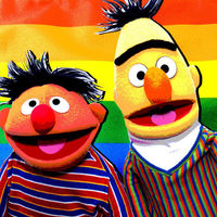 Epi y Blas no son gays, aunque llevemos cuarenta años viéndolos de esa forma