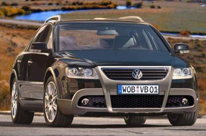 Volkswagen Cross Phaeton