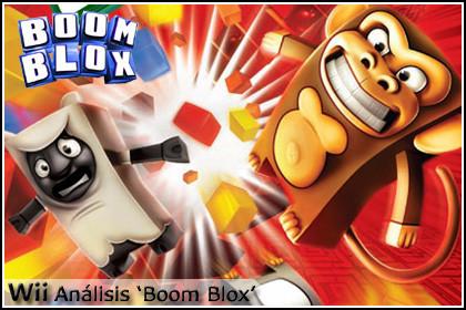 Análisis de 'Boom Blox'