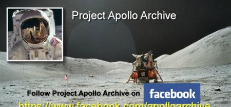 La NASA libera 10.246 fotos de sus misiones Apollo. La imagen de la semana