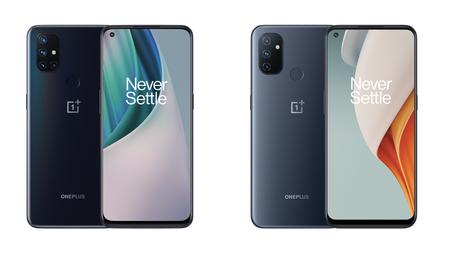 Oneplus Nord N10 N100 Nuevos Smartphones