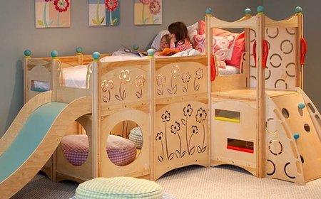 Rhapsody beds camas para dormir y jugar - Camas dobles para ninos ...