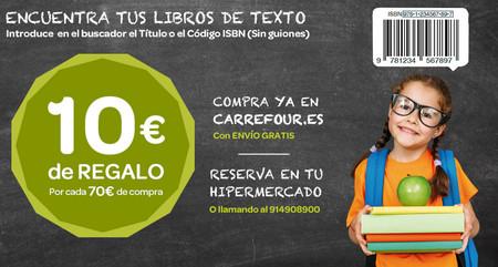 Libros De Texto Carrefour