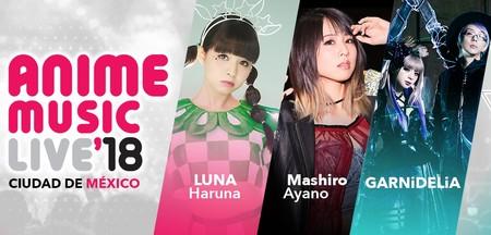 Anime Music Live: el gran festival de música en Ciudad de México que traerá a tres importantes artistas japoneses