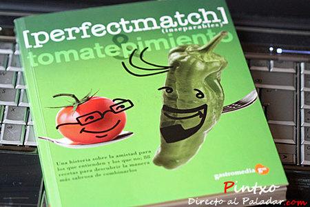 Perfectmatch tomate y pimiento