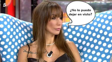 El inesperado mensaje que Rubén envía a 'Sálvame' para Fani Carbajo (y en mitad de su crisis con Christofer)