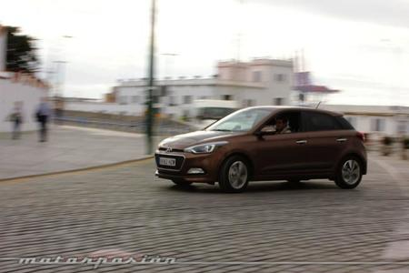 Hyundai I20 2014 Prueba - toma de contacto